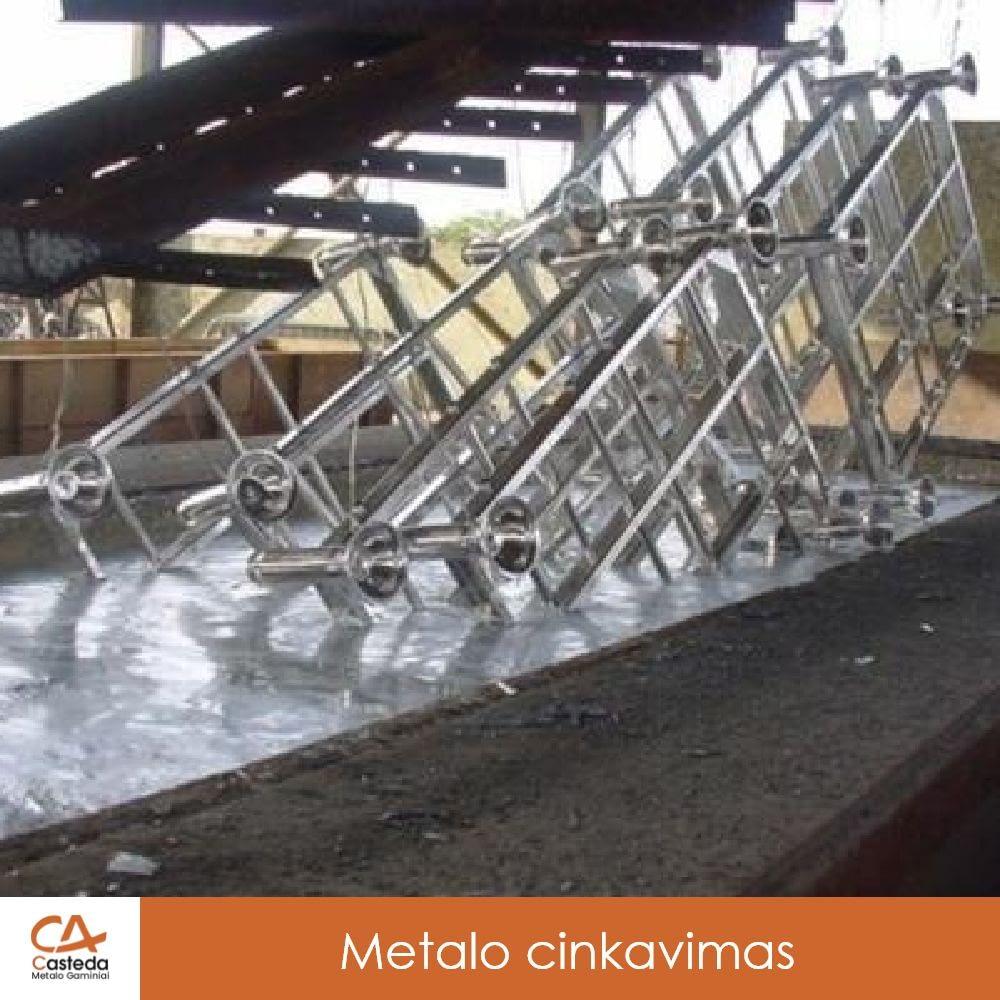 Metalo cinkavimas